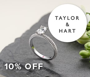10% off Taylor & Heart