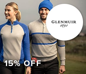 15% off Glenmuir