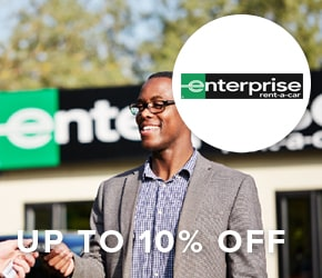 Up to 10% off Enterprise