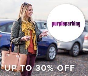 Up to 30% off  PurpleParking