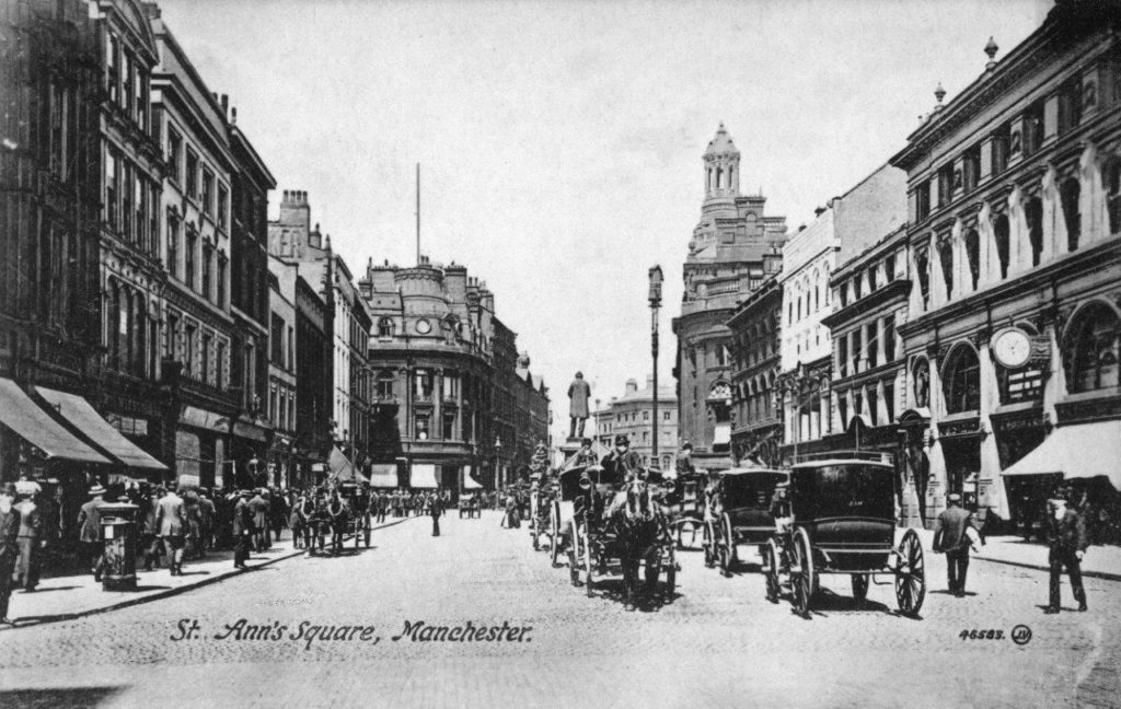 Manchester Street History of Life Insurance