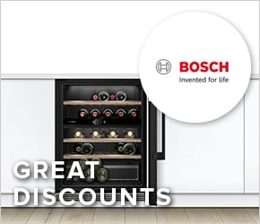 Great Discounts at Bosch