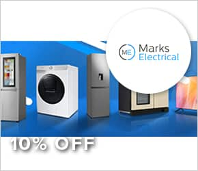 10% off Marks Electrical